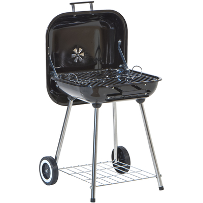 Portable Charcoal Brazier Grill 18218