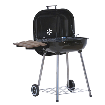 Deluxe Portable Charcoal Brazier Grill 18623 1