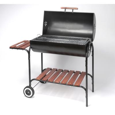 Charcoal Barrel Grill 20530 1
