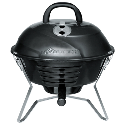 Silver Vortex Tabletop Charcoal Grill 21445