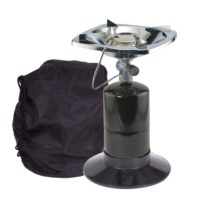 Regulated Single Burner with Carry Bag 4292