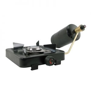 Low Profile Single Burner Stove 4684