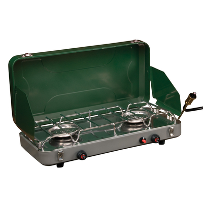 Matchless High Output 2-Burner Stove 4689