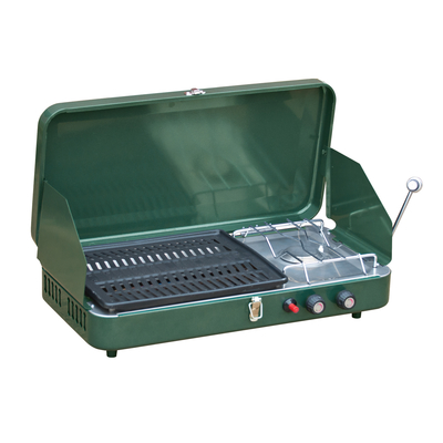 Matchless Stove & Grill Combo 5321