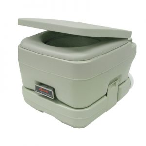 2.6 Gallon Portable Toilet 6205