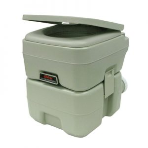 5.2 Gallon Portable Toilet 6210