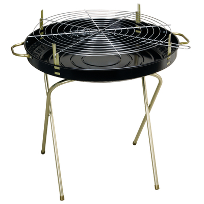 24″ Deluxe Folding Grill 724HH 1